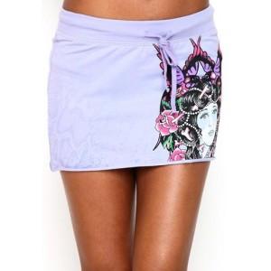 Women's Ed Hardy Beauty Specialty Skirt