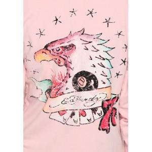 Women's Ed Hardy Danger Eagle Basic Hoody