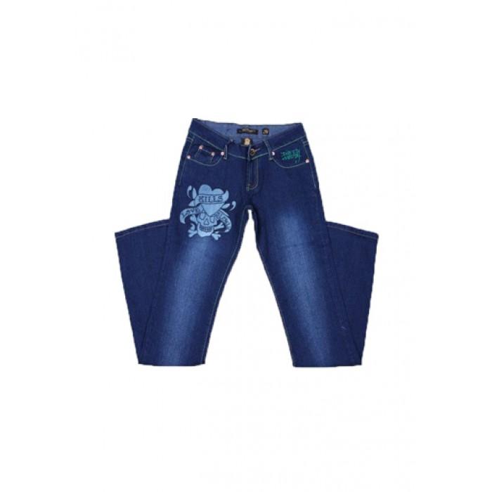 Women's Ed Hardy Jeans ED05