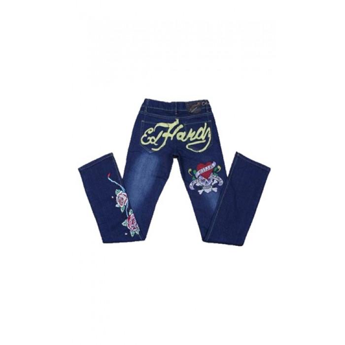 Women's Ed Hardy Jeans ED12