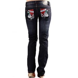 Women's Ed Hardy Jeans ED19