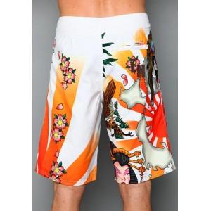 Men's Ed Hardy Kamikaze Board Shorts