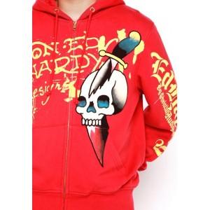Ed Hardy Skull Dagger Basic Hoody