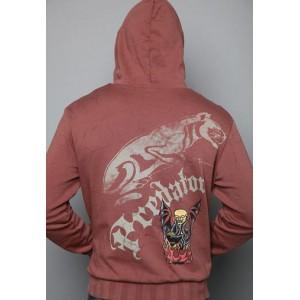 Ed Hardy Pantherhead Spike Vintage Wash Hoody